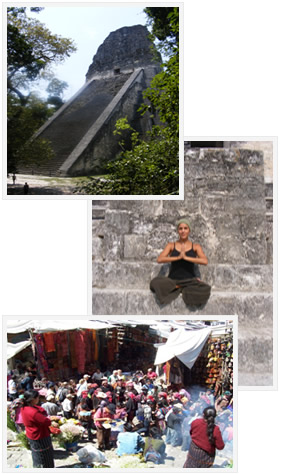 Guatemala yoga retreat